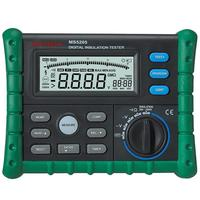 MASTECH MS5205 Digital Megger Insulation Tester Resistance Meter Tecrep 10G 2500V Multimeter Voltage Detector