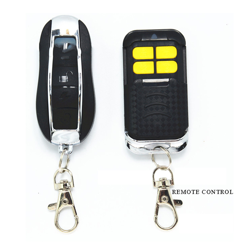 Universal Motorcycle Alarm System Scooter Anti-theft Security125db Remote Control Speaker Motor Bike