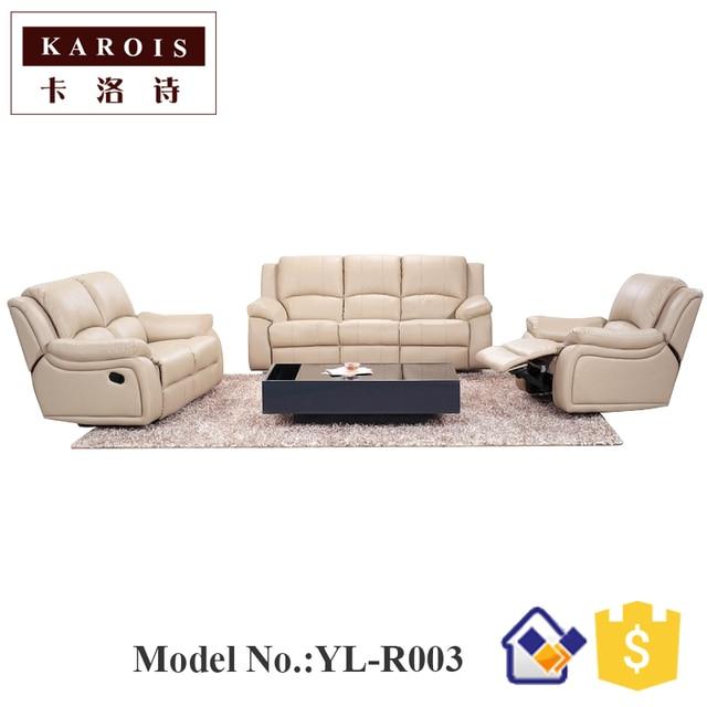 Asia Elegant Design Home Furniture Modern Set Best Leather Sofa Online