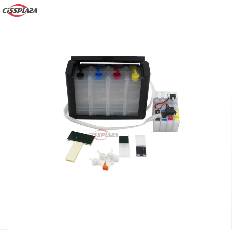 CISSPLAZA T2521 Ink System CISS compatible for EPSON WF 7620