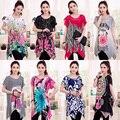 20 designs 2017 new spring summer women lady short sleeve casual loose dresses flower print beach plus size mini fashion dress