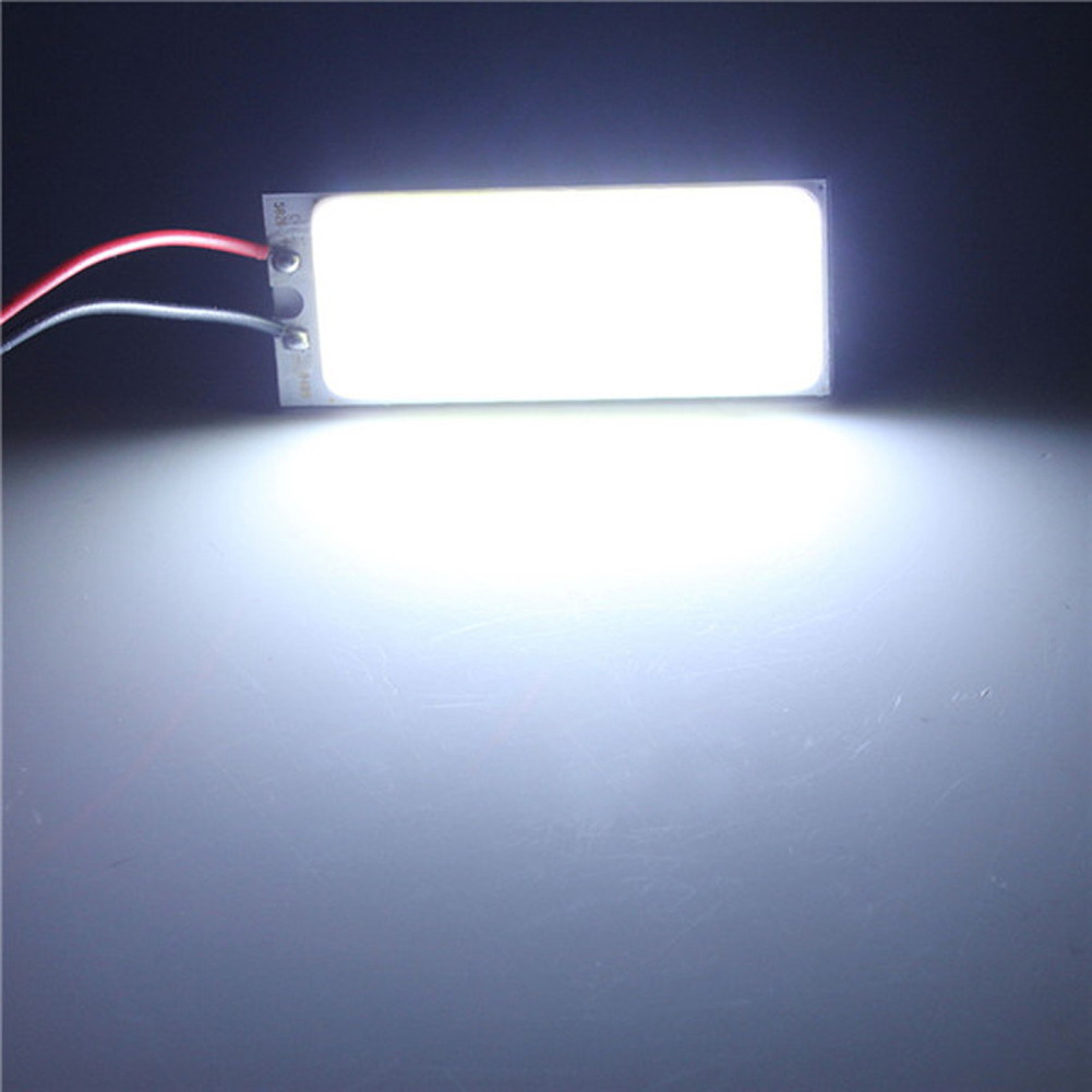 36 LED 12V COB LED Panel with Light Adapters at stkcar.com