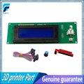 Обновление 2004 LCD 2004LCD V1.3 дисплей 3D принтер контроллер RAMPS 1 4 Mendel (20 символов x 4 линии) для Anet A8