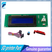 Update 2004 LCD 2004LCD V1.3 Display 3D Printer Controller RAMPS 1.4 Mendel (20 characters x 4 lines)  For Anet A8|3D Printer Parts & Accessories| |  -