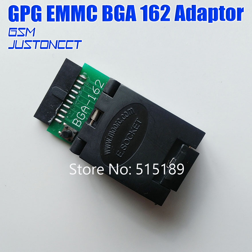 Back To Search Resultscellphones & Telecommunications 2017 The Newest Version 100% Original Gpg Emmc Bga Adaptor 221 For Gpg Emmc Box J-tag Box Free Shipping Reasonable Price Telecom Parts