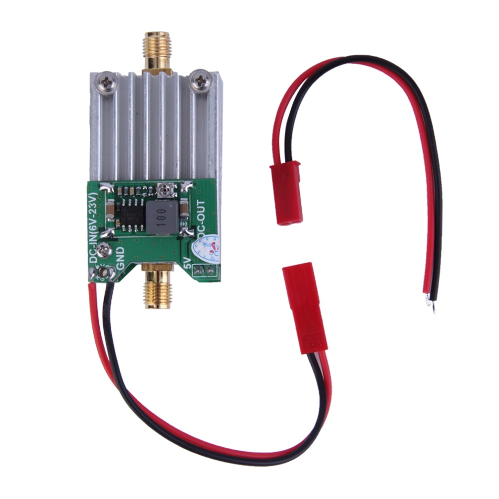 5.8Ghz FPV Transmitter RF Signal Amplifier amp For Airplane Helicopter Model wholesale 1pcs 5 8ghz fpv transmitter rf signal amplifier amp for airplane helicopter model