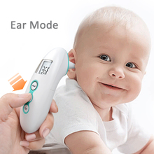Multifunction Infrared Forehead & Ear Body Baby Electronic Thermometer Gun Digital Adult Measurement Device