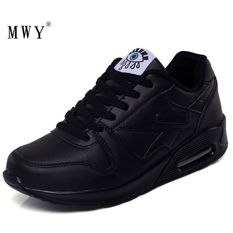 MWY Fashion Plus Size Air Cushion Shoes Ladies Platform Shoes Sneakers Women zapatillas mujer deportiva Casual Shoes Women Karachi