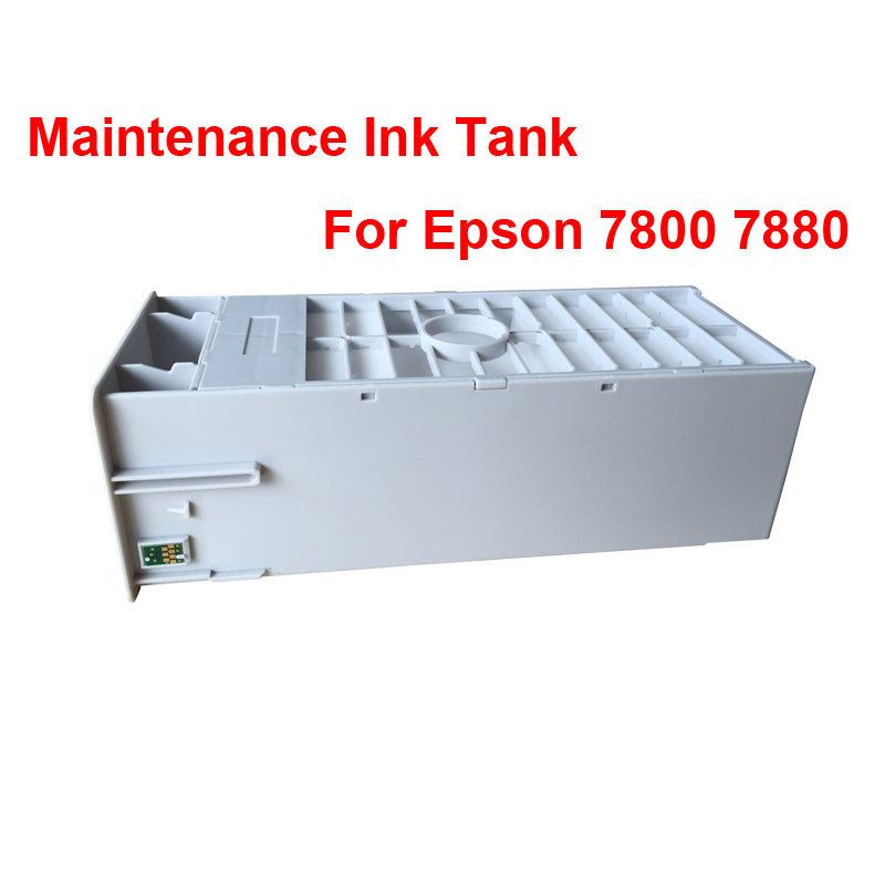 C12C890191 Maintenance Ink Tank For Epson Stylus Pro 7800 7880 7890 7900 7908 7910 9400 9450 9600 9700 9710 9890 D3000 Printer 4mm 3mm uv printer tube uv ink tube printer uv tube for epson stylus pro 4800 4880 7800 9800 uv printer 50m