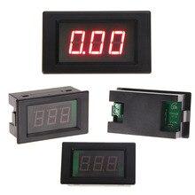 AC 80 300V LCD Digital Voltmeter Ammeter Red Volt Voltage Amp Panel Meter Voltage Indicator 50A