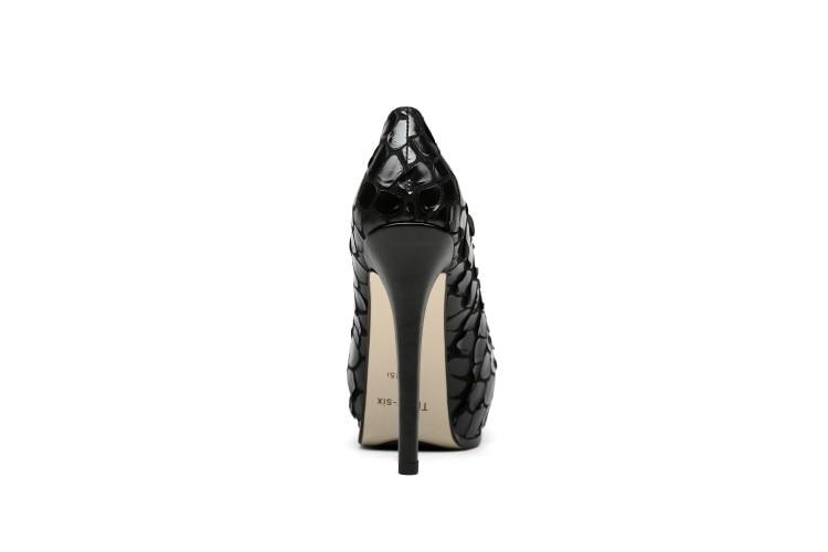 Véritable Pompes Mince Plate Bout Femmes Mode Pointu Talons Mariage Printemps 2018 De Noir forme Chaussures {zorssar} Cuir jaune Nouveau wpIgxqS