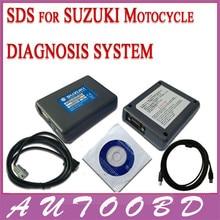 2016 новые авто диагностический sds-max для Suzuki система самодиагностики для SUZUZKI ремонт мотоциклов инструмента сканер — DHL бесплатная