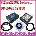 2016 más reciente Auto diagnóstico SDS para Suzuki motocicleta diagnóstico del sistema para SUZUZKI de reparación de motocicletas escáner --- envío libre de dhl
