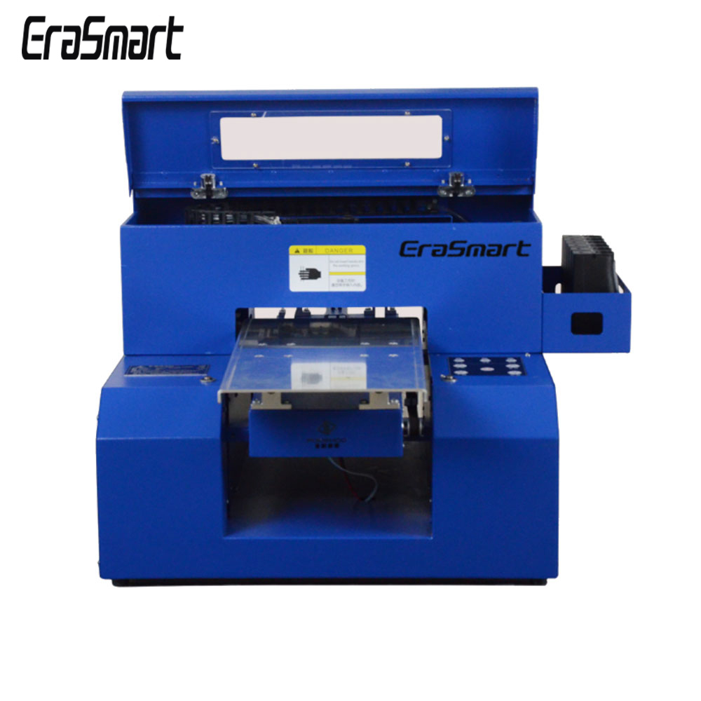 A4 R330 6 Kleur Printer A4 Uv Printer, Mobiele Cover Drukmachine