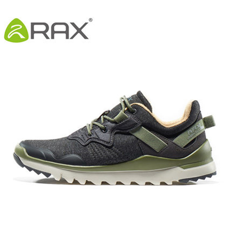 2018 Promotion Sale Hiking Boots Rax2017 Autumn And Winter Female Models Outdoor Shoes Hiking Men Slip Authentic Warm Sneakers rax suede leather casual shoes men warm autumn and winter outdoor shoes slip cushioning wear casual shoes size 39 44 b2039