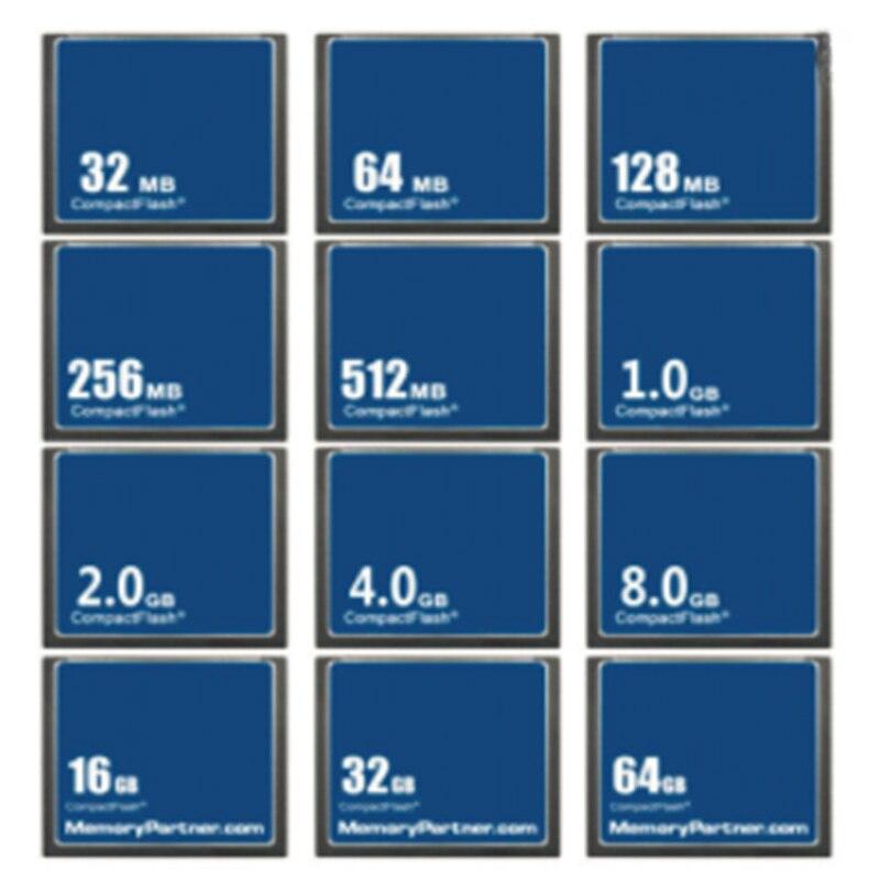 CF carte prix de gros 10 pièces/lot 1GB 2GB 4GB 8GB 16G 32GB 64GB Compact Flash cartes Compactflash carte mémoire numérique caméra