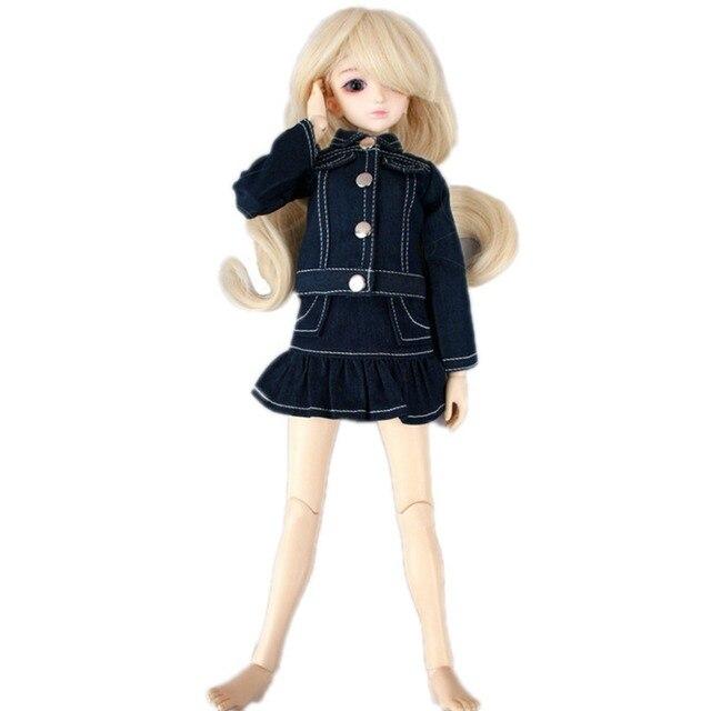 [ Wamami ] 246 # джинсовой одежды / платье / костюм 1/3 SD BJD Dollfie