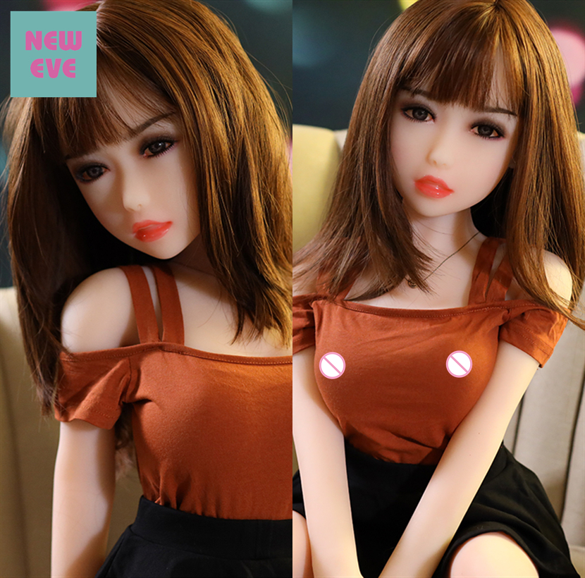 Japanese Silicone Sex Dolls Anime Big Breast Sex Doll realistic Full Body Adult Love Doll Metal