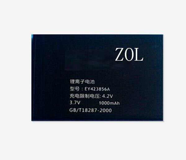 3.8 V batteries Rechargeable Li-ion Li-polymère Intégrée au lithium polymère batterie pour S120 E201 S129C S130 S135 EY423856A/B