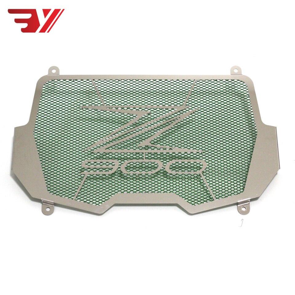 BYSPRINT Z900 2017 Radiator Guard for kawasaki Z 900 2017 Radiator Guard Grill Protection for kawasaki z900 Parts Accessories