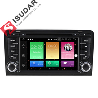 Wholesales Two Din Android 8 0 7 Inch Car DVD Player For A3 S3 Audi 2002