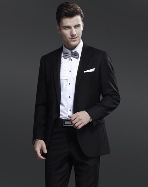 Black Suits For Men Slim Fit