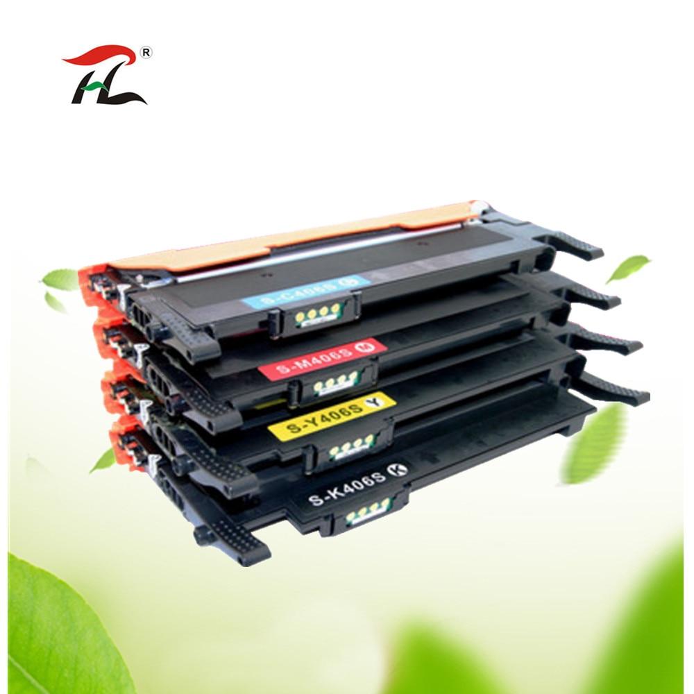 4PK Compatible toner cartridge clt-k406s CLT-406s K406s for Samsung y406s C410w C460fw C460w CLP 365w CLP-360 CLX 3305 3305fw perseus toner cartridge for samsung clt k406s clt c406s clt m406s clt y406s samsung clp 366 clp 360 clp 365 clx 3305w
