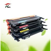 4PK kompatybilne kasety z tonerem clt k406s CLT 406s K406s dla Samsung y406s C410w C460fw C460w CLP 365w CLP 360 CLX 3305 3305fw