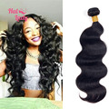 28 30 32 34 36 38 40 inches 1 Piece Peruvian Virgin Hair Body Wave 7A Peruvian Wavy Human Hair Extensions For Cheap Hair Weaves
