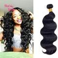 28 30 32 34 36 38 40 inches 1 Piece Peruvian Virgin Hair Body Wave 7A Peruvian Wavy Human Hair Extensions For Cheap Hair Weaves