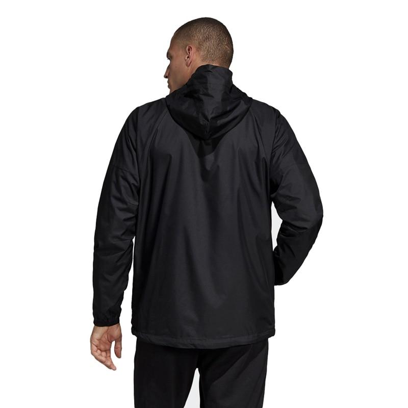 db65d23165 Original New Arrival 2019 Adidas M WND JKT FL Men s jacket Hooded  Sportswear-in Running Jackets from Sports   Entertainment on Aliexpress.com