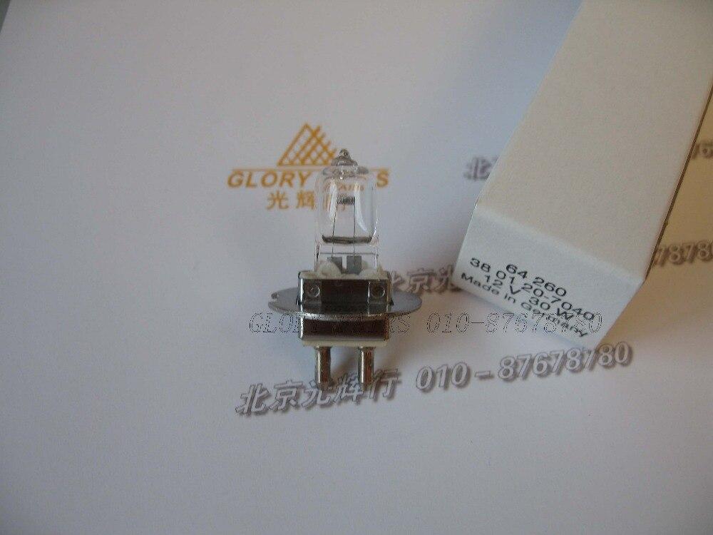 2pcs OSRAM 64260 12V 30W bulb LIF M 185 380120 7040 12V30W PG22 Keeler Marco Kowa