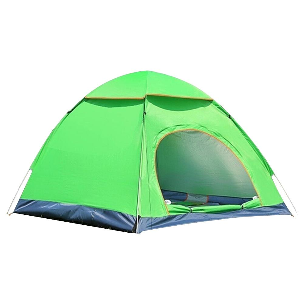 Fully Automatic Portable Outdoor Tent Durable Waterproof Sun Protection Camping Tent with Gauze Mosquito NetFully Automatic Portable Outdoor Tent Durable Waterproof Sun Protection Camping Tent with Gauze Mosquito Net