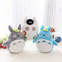 Cute 15cm Totoro Plush Japanese Anime Miyazaki Hayao My Neighbor Totoro Stuffed Plush Toys Doll for Kids Children Christmas Gift
