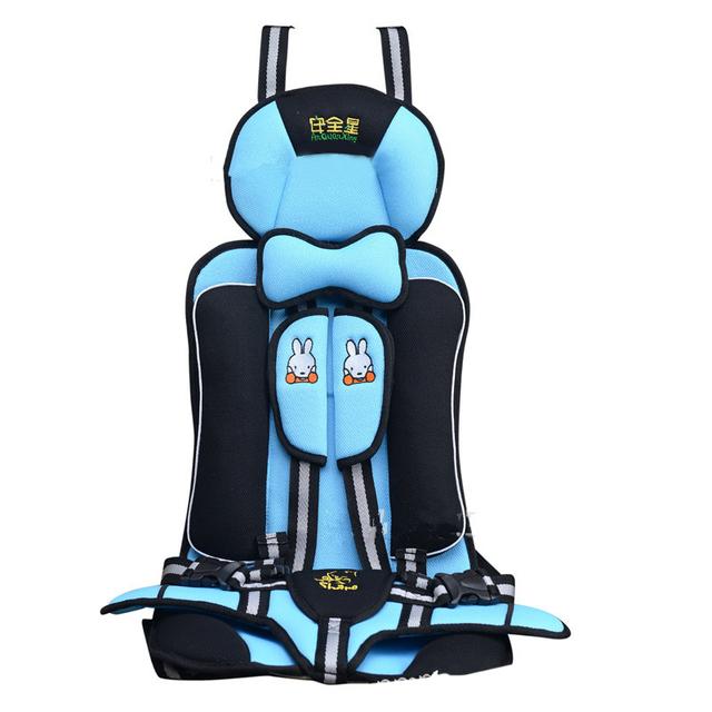0-4Years Velho Proteção Do Carro Assento de Carro Do Bebê Crianças Portátil E Confortável assento de Carro Infantil Assento de Segurança Para Crianças Almofada Bebê Prático