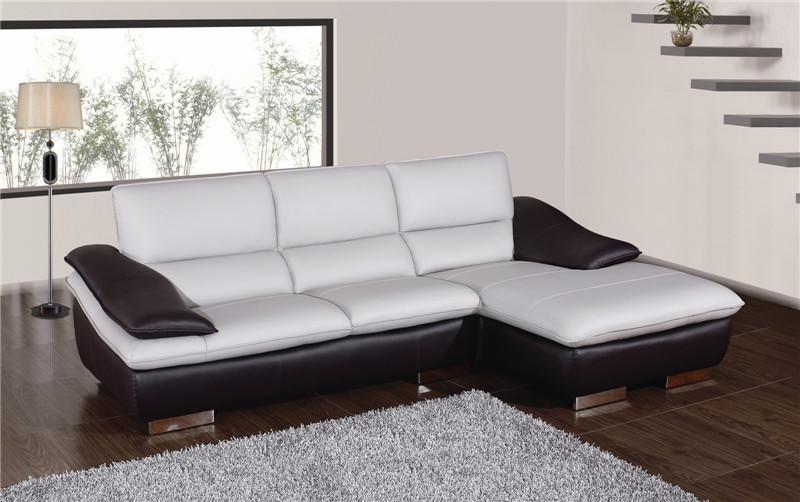 Sofas Fr Wohnzimmer Mit Leder Ecksofas L Form Sofa Set Designs Echte Ledercouchgarnitur