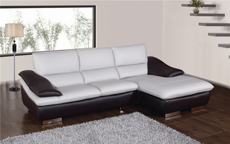 Leather Sofa Designs For Living Room India Grey Modern Design Couches With Corner Sofas L Shape ...