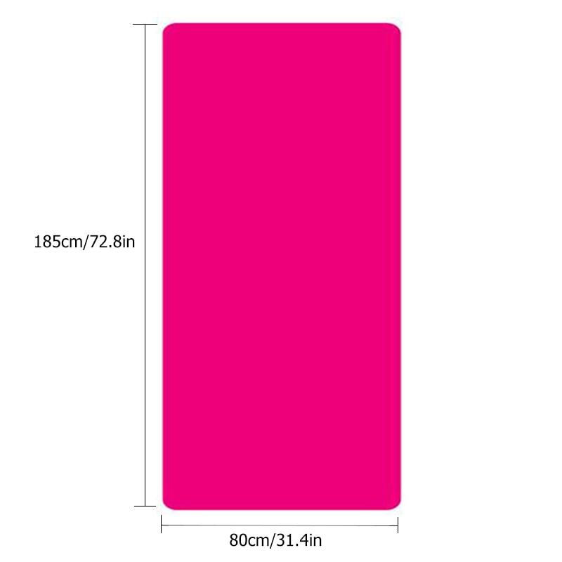 10MM Yoga Mat NBR Fitness Mat Thick Non-slip Sport Yoga Gym Mat Esterilla Pilates Tapete Yoga Mat with Strap 11