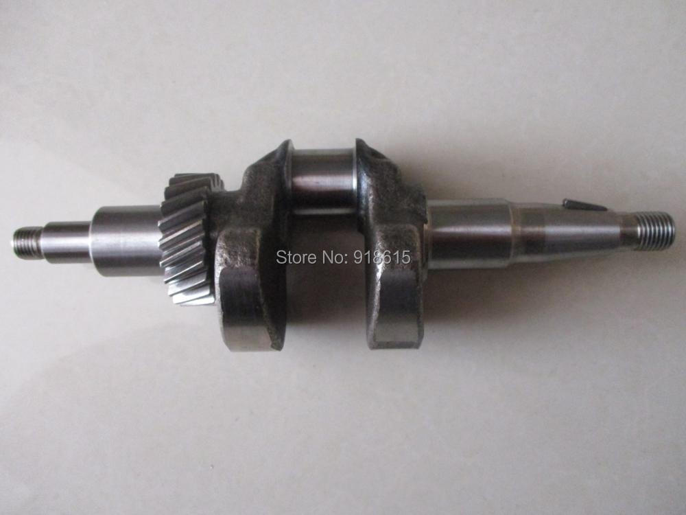 EH12 CRANKSHAFT FIT ROBIN SUBARU GASOLINE ENGINE PARTS RAMMER ENGINE replace parts ek30 piston robin gasoline engine parts