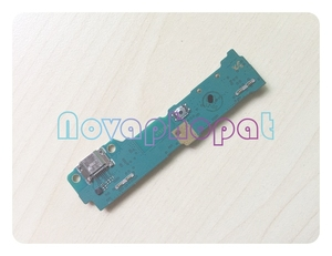 Image 3 - Novaphopat Charging Flex for Samsung T810 SM T810 T815 Charger Connector Micro USB Dock Port Flex Cable Replacement