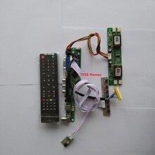 for HSD190ME13-A02 New LCD HDMI kit Module VGA AV Controller Driver Board 1280X1024 19″ 4 lamps Digital Signal 30pin TV USB