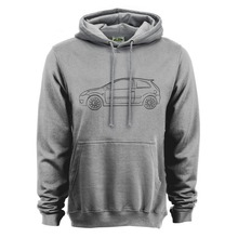 Fiesta ST MK6 Hood Grey Black S M L XL XXL XXXL High Quality Hoodie Gift Men Hoodies Sweatshirts все цены