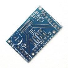 Güç amplifikatörleri TDA7388 TDA7850 dört kanal 4x41W ses DC 12V BTL PC araba AMP PCB