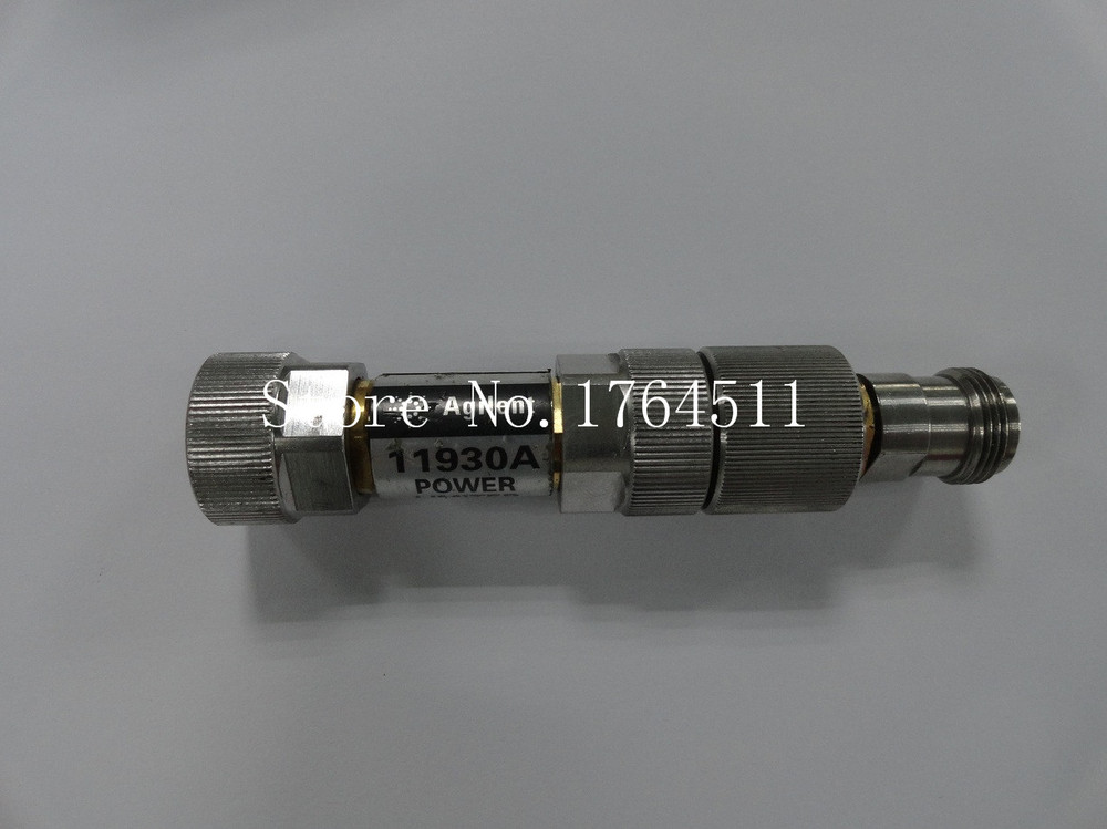 [BELLA] Agilent 11930A DC-6Ghz RF Coaxial Microwave Limiter 3W