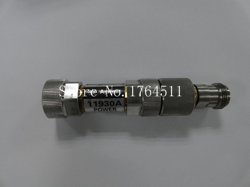 [BELLA] Agilent 11930A DC-6Ghz RF Coaxial Microwave Limiter 3W