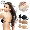 Party Dress Invisible Bras Wedding Strapless Push Up Underwear Dance Non Slip Bras