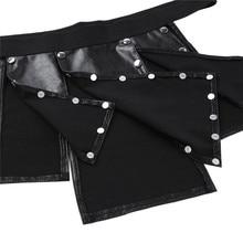 Men's Viking Style Rivet Sexy Kilt