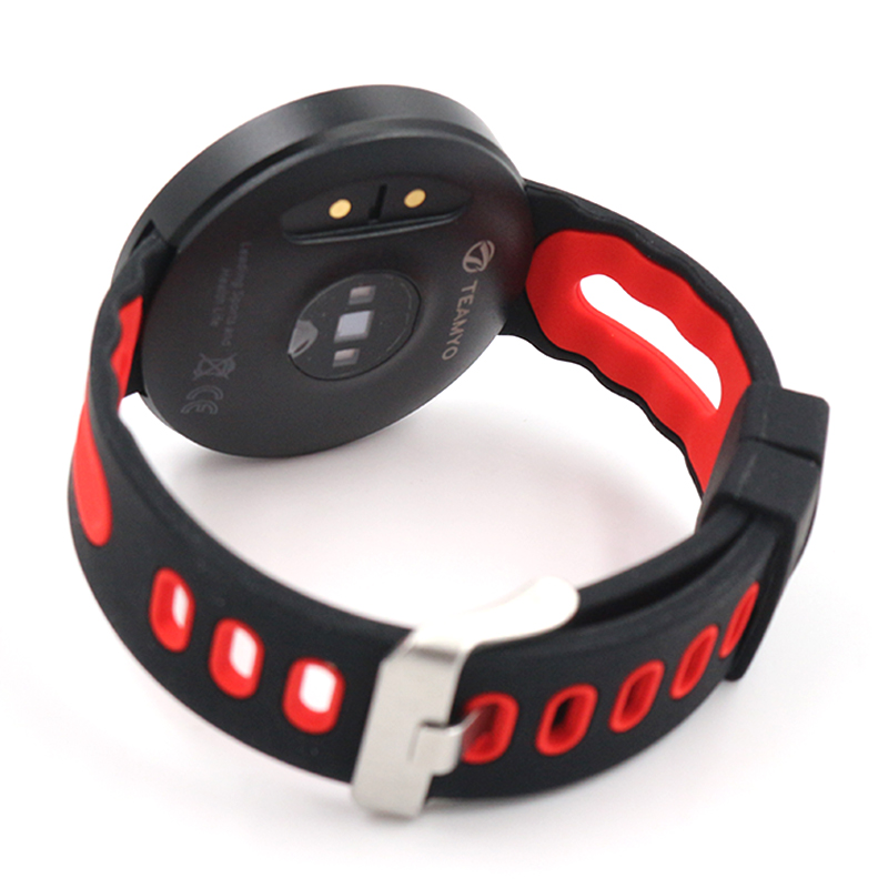Teamyo DM58 Smart Band Blood Pressure Watch Fitness Tracker Heart Rate Smart Bracelet relogio cardiaco for iPhone Android Phone 31