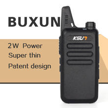 KSX63-CB Mini Long Range Ham  HF Dual-Band Transceiver UHF 400-470MHz Two Way Radio Walkie Talkie
