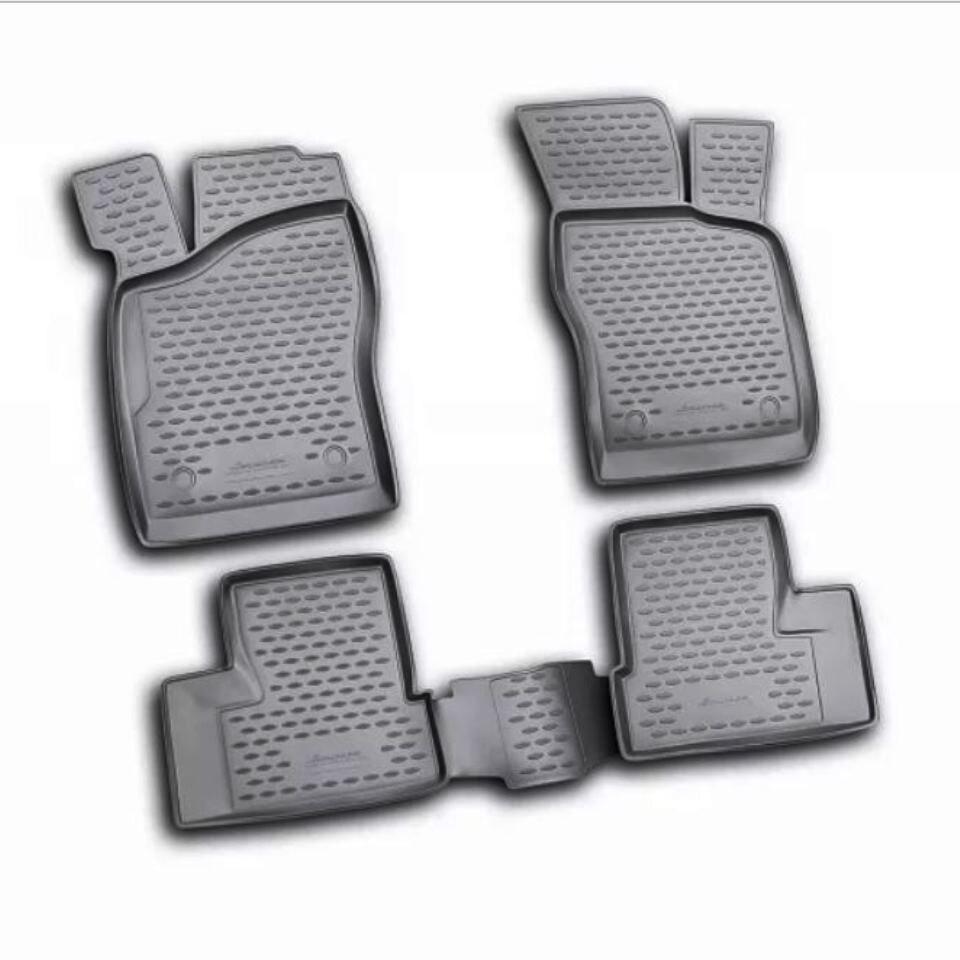 Floor mats for Daewoo Nexia 2008-2016 Element NLC1109210K car trunk mat for daewoo nexia 1995 2016 element nlc1105b10